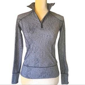 Lululemon Half Zip Pull Over Sweater